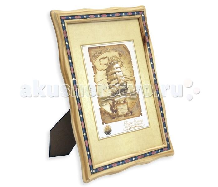 Фотоальбомы и рамки Veld CO Фоторамка деревянная 10x15 6344 ювелирное изделие 6344