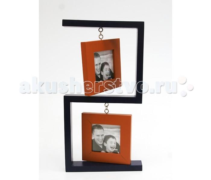 Фотоальбомы и рамки Veld CO Фоторамка деревянная 8x8(2) 13890