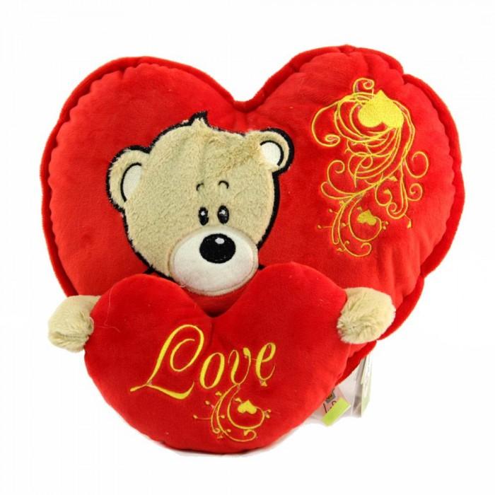 Подушки для малыша LAPA House Подушка Мое сердце принадлежит тебе 30 см мягкие игрушки lapa house бурундук повторяшка рикки