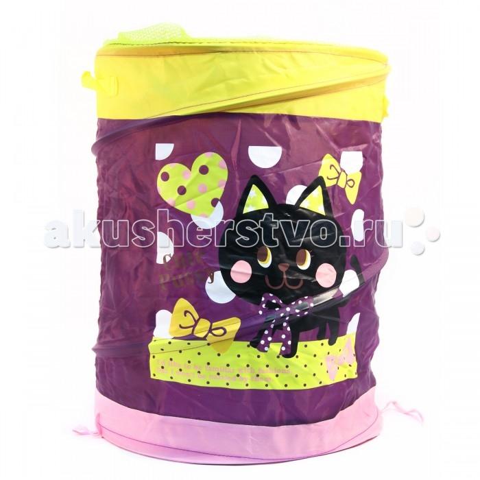 Ami&Co (AmiCo) Корзина для игрушек Кошка 38х45