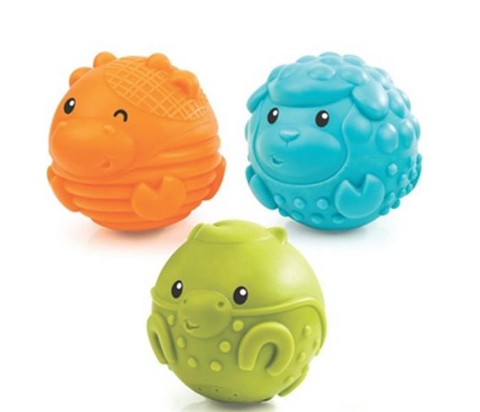 Игровые фигурки B kids Игровая фигурка - шарик Sensory погремушка b kids улитка sensory 005182b