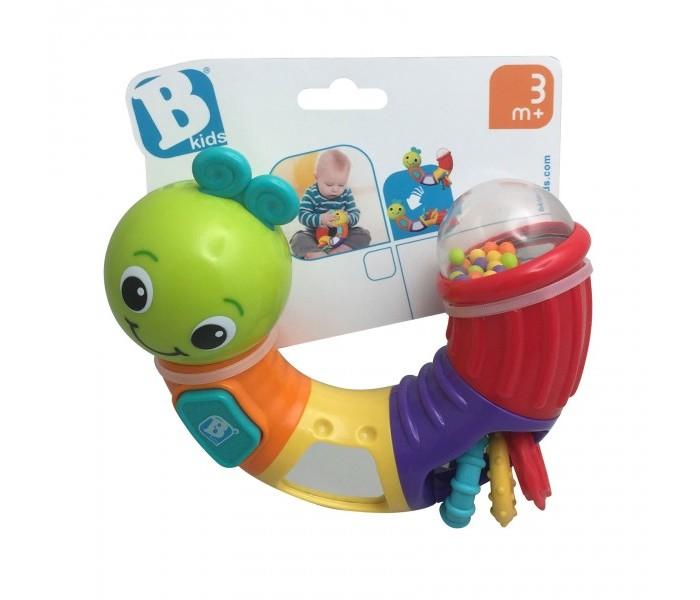 Прорезыватели B kids Веселая гусеничка скоро в школу веселая информатика для малышей