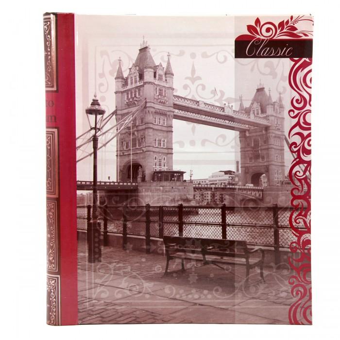 Фотоальбомы и рамки Veld CO Магнитный фотоальбом Classic 20 листов 23х28 см veld co фотоальбом merry wedding