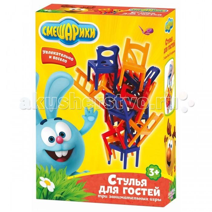 Игры для малышей Академия развивающих игр Настольная игра Стулья для гостей