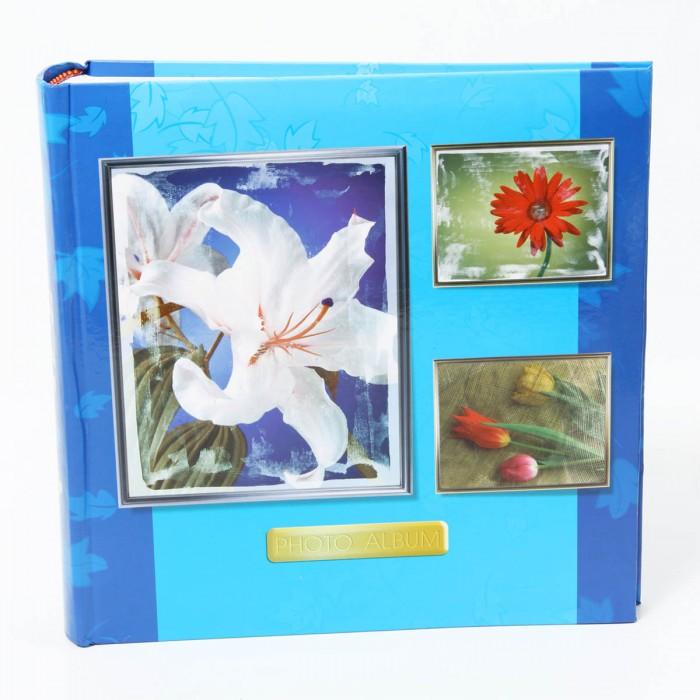 Фотоальбомы и рамки Veld CO Фотоальбом Цветы 200 фотографий 10х15 см