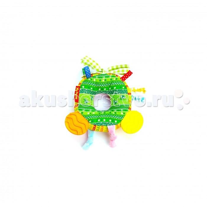 Подвесные игрушки Macik Бублик с прорезывателем