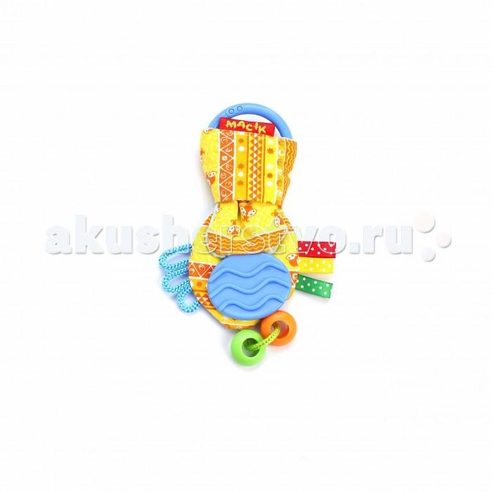Прорезыватели Macik Забавка Ушки желтые с прорезывателем грелка электрическая десна 3 с 50х50х2см 30вт десна