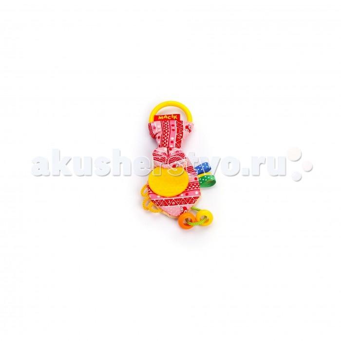 Прорезыватели Macik Забавка Ушки розовые с прорезывателем грелка электрическая десна 3 с 50х50х2см 30вт десна