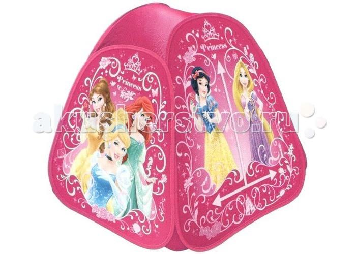 Палатки-домики Играем вместе Дисней игровая палатка Принцессы Диснея (дом) играем вместе игрушка пластм набор посуды принцессы дисней 14 предметов играем вместе