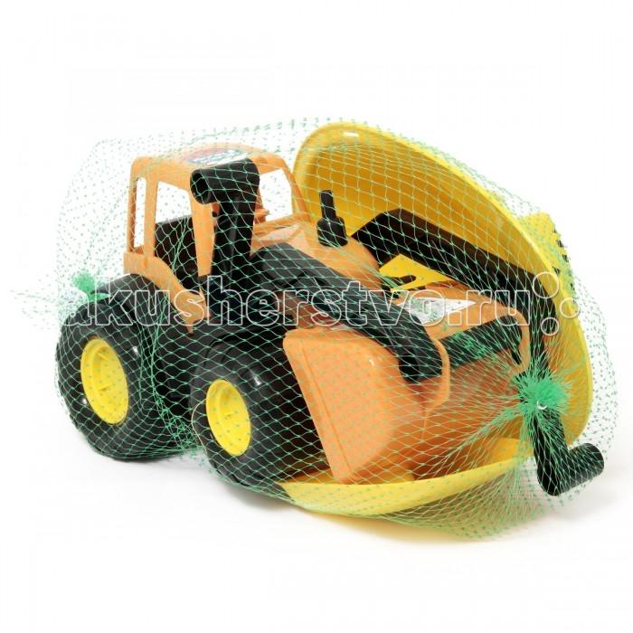 Игрушки для зимы Veld CO Трактор c каской и лопатой 47047 игрушки для зимы veld co трактор c каской и лопатой 47047