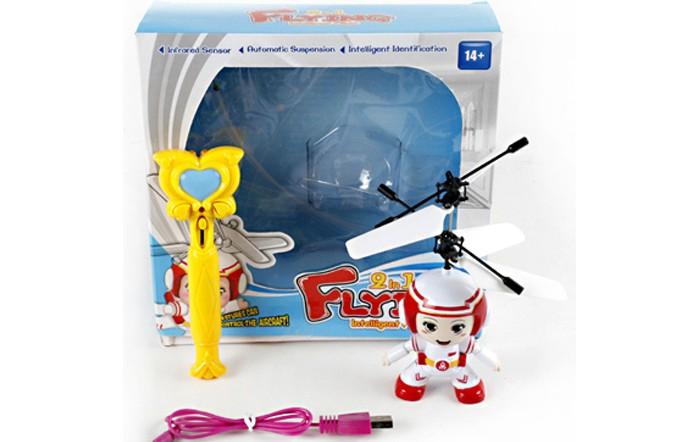 интерактивные игрушки veld co робот горилла Электронные игрушки Veld CO Робот летающий 41641