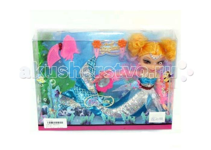 Куклы и одежда для кукол Daisy Кукла Русалочка 47839 куклы и одежда для кукол wowwee кукла зомби русалочка