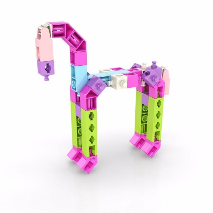 Купить Конструкторы, Конструктор Engino Inventor Girls Набор из 5 моделей 172 элемента