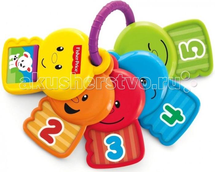 Развивающие игрушки Fisher Price Ключики Считай и познавай DFP52/Y4294