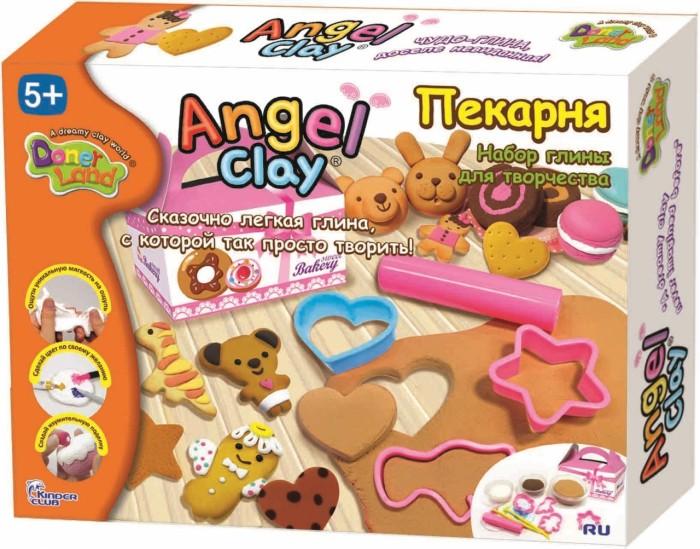 Всё для лепки Angel Clay Масса для лепки Пекарня масса для лепки candy clay набор конфетки