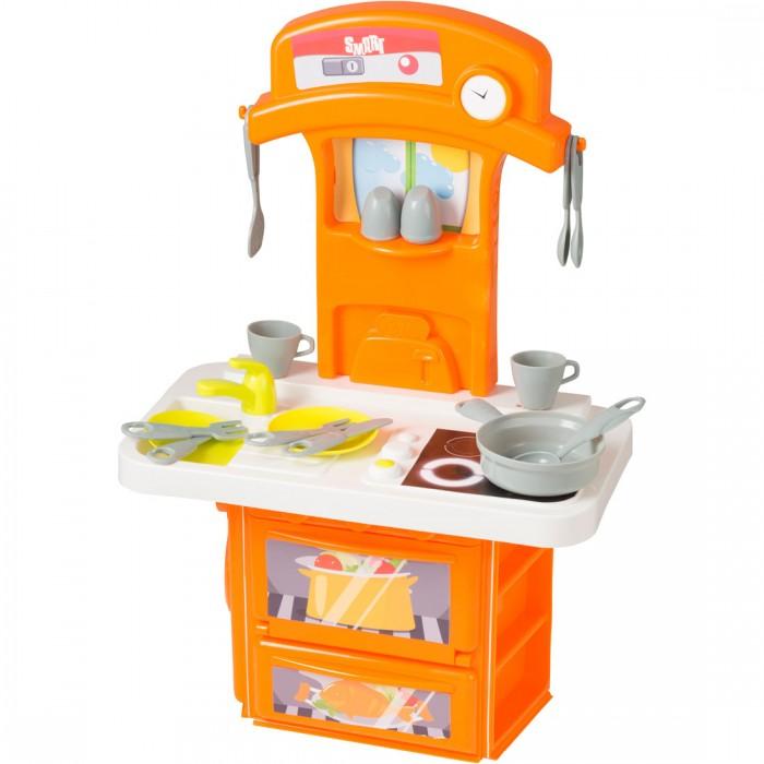 Ролевые игры HTI Маленькая электронная кухня Smart ролевые игры hti набор доктора в чемоданчике smart