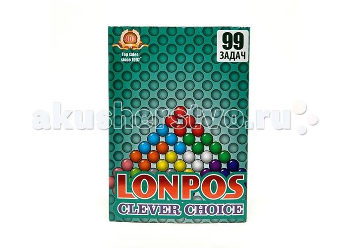 Lonpos Головоломка Clever Choice 99 задач