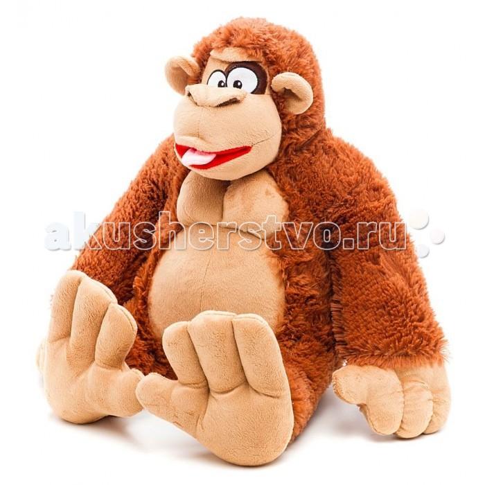 Мягкая игрушка СмолТойс Орангутанг Гарик 50 см