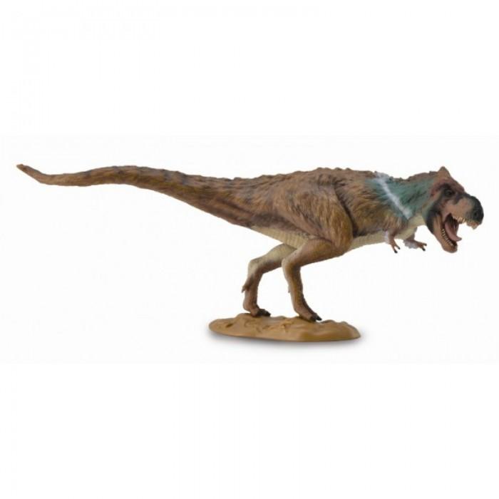 Фото - Игровые фигурки Collecta Тираннозавр на охоте L игровые фигурки collecta карликовый бегемот l