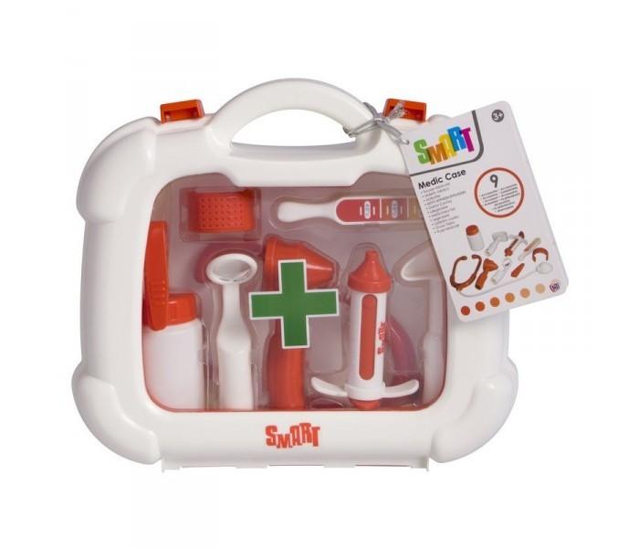 Ролевые игры HTI Набор доктора в чемоданчике Smart ролевые игры hti микроволновая печь