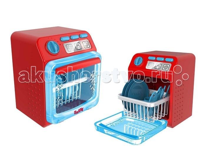 Ролевые игры HTI Посудомоечная машина Smart hti игровой набор микроволновая печь smart
