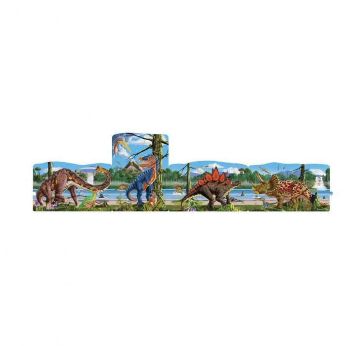где купить Пазлы Melissa & Doug Напольный пазл Динозавры по лучшей цене