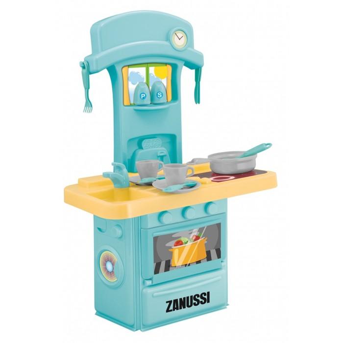 Ролевые игры HTI Электронная мини-кухня Zanussi ролевые игры hti микроволновая печь