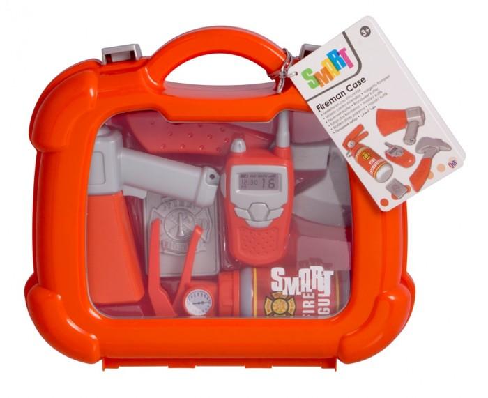 Ролевые игры HTI Игровой набор пожарного в кейсе ролевые игры hti микроволновая печь