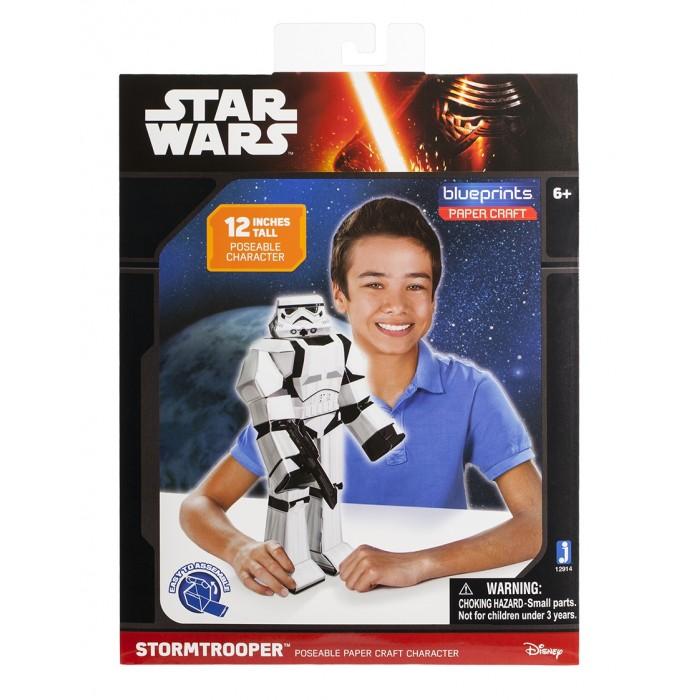 Конструкторы Star Wars из бумаги Stormtrooper