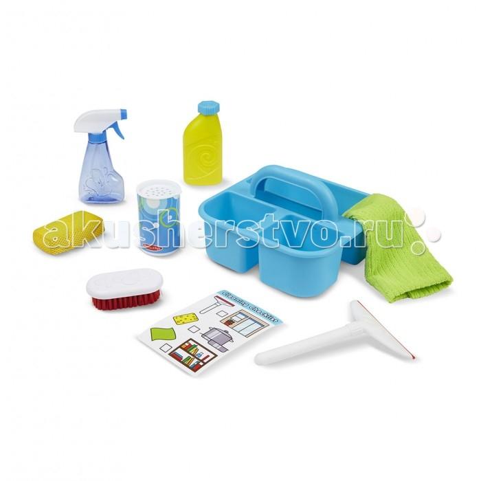Ролевые игры Melissa & Doug Набор для уборки Lets play house! play doh игровой набор магазинчик домашних питомцев