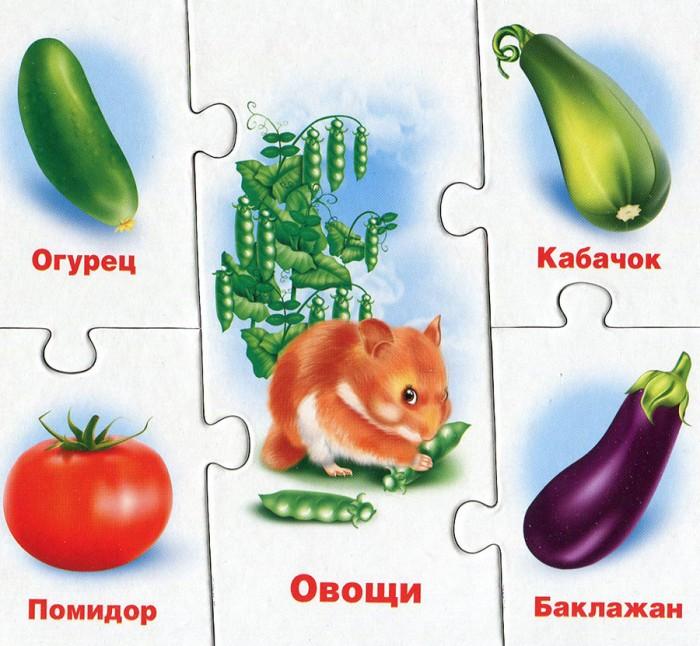 Раннее развитие Русский стиль Умные игры Дары природы