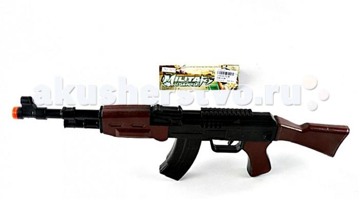 Игрушечное оружие Veld CO Детский Автомат механический в пакете 41647 автомат механический с игрушками