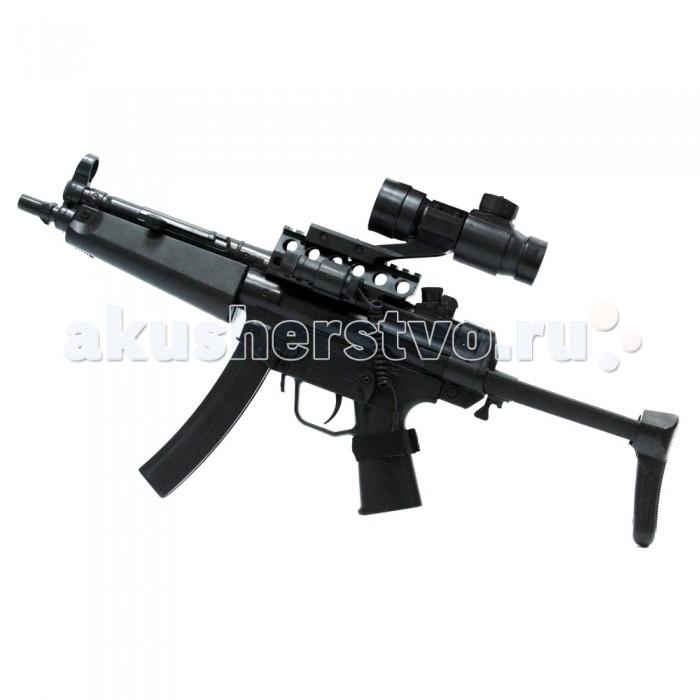 Игрушечное оружие Veld CO Оружие детское-автомат с пульками 43 см с аккумулятором, лазер 19920 автомат по продаже напитков xc212