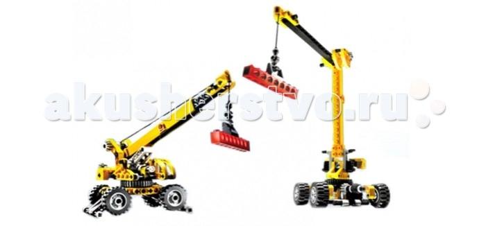 Конструкторы Education Line MotoBlock Техника Кран L 2 в 1 lego education 9689 простые механизмы