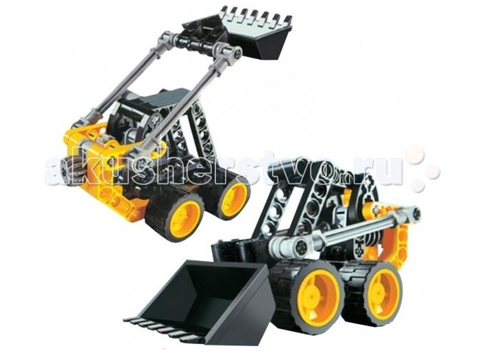 Конструкторы Education Line MotoBlock Техника Экскаватор S 2 в 1 lego education 9689 простые механизмы