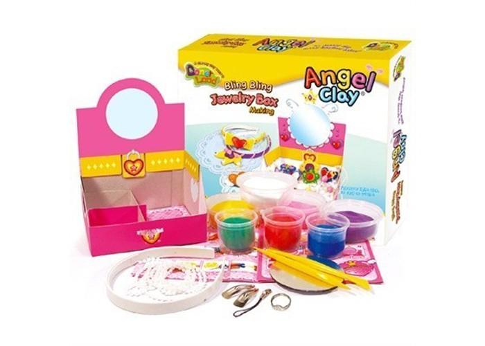 Angel Clay Игровой набор массы для лепки Jewerly Box