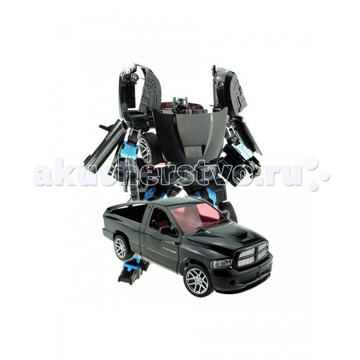 Роботы Creative Studio Робот-Трансформер Собирается в Пикап XXL робот трансформер mengbadi 106 blue