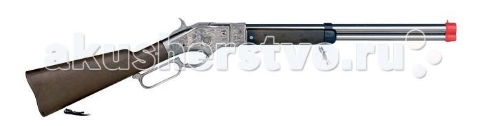 Gonher Игрушечное оружие Винтовка на 8 пистоновИгрушечное оружие Винтовка на 8 пистоновИгрушечное оружие Gonher Винтовка на 8 пистонов  Реалистичное оружие Gonher соответствует всем стандартам качества и отвечает самым высоким нормам безопасности.  Пистоны не входят в комплект!<br>