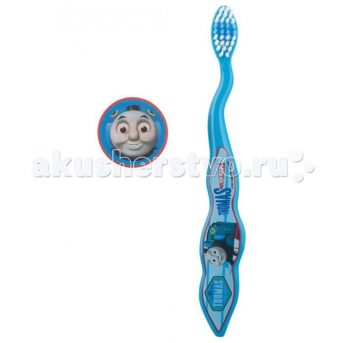 Гигиена полости рта Dr.Fresh Зубная щетка Thomas and friend с дорожным чехлом