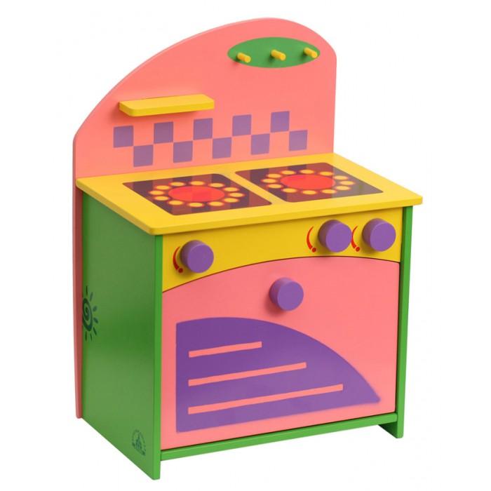 Купить Кукольные домики и мебель, Краснокамская игрушка Газовая плита