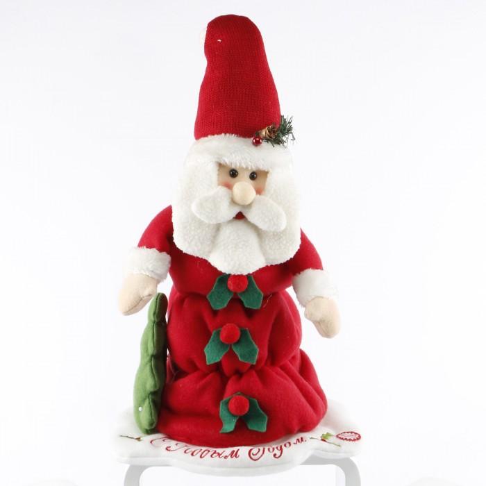 Интерактивные игрушки LAPA House Дед Мороз 33 см мягкие игрушки а м дизайн светодиодная игрушка дед мороз
