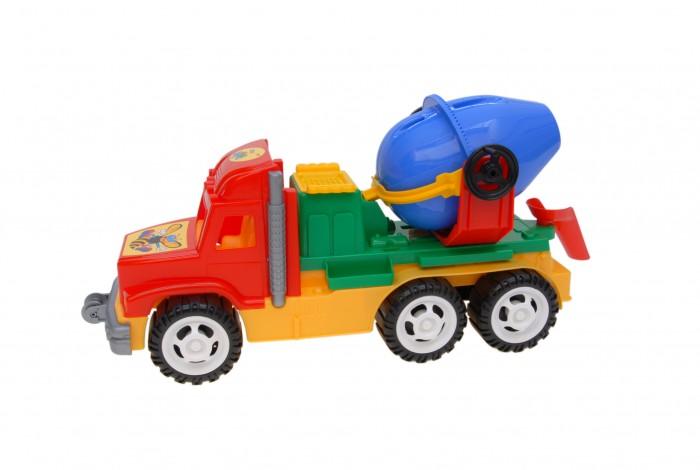 Машины Karolina Toys Детский автомобиль Профи Бетоновоз 40-0052 мозаика напольная karolina toys 40 0031