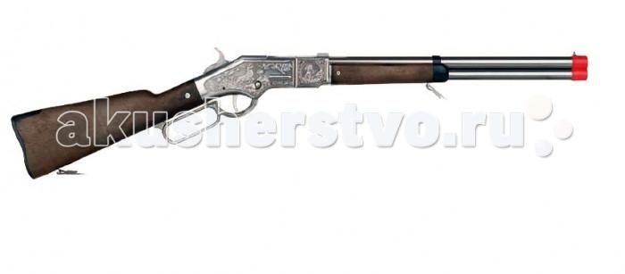 Игрушечное оружие Gonher Игрушечное оружие Винтовка на 8 пистонов малая модель
