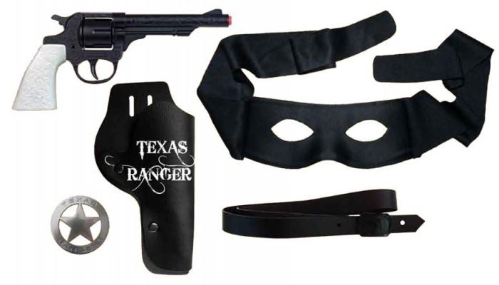 Игрушечное оружие Gonher Игрушечное оружие Набор техасского рейнджера игрушечное оружие gonher игрушка розовый пистолет 180 2f