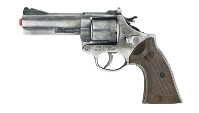 Игрушечное оружие Gonher Игрушечное оружие Полицейский пистолет на 12 пистонов игрушечное оружие gonher игрушка розовый пистолет 180 2f