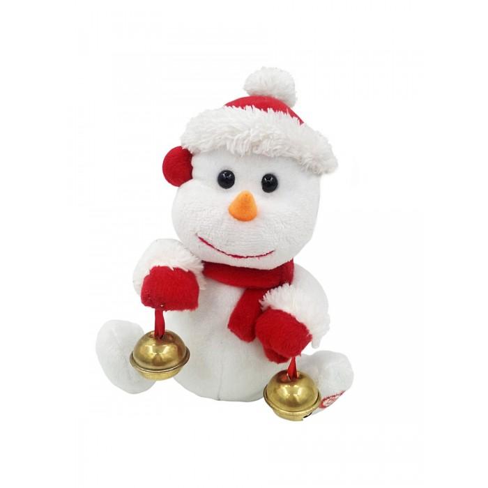 Интерактивные игрушки LAPA House Снеговик Джек механический 18.5 см мягкая игрушка арти м 29 см снеговик 861 002