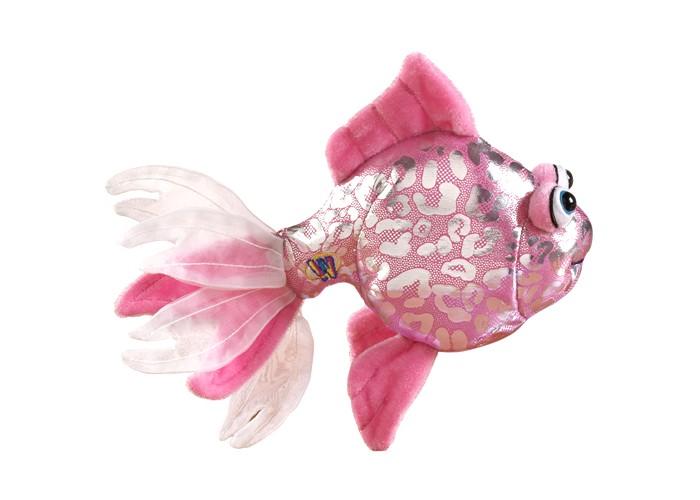 Мягкие игрушки Ganz Розовая рыбка 12,7 см