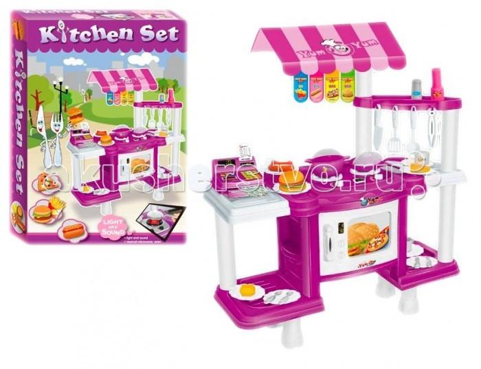 Ролевые игры Ami&Co (AmiCo) Набор кухня Маленькая хозяйка