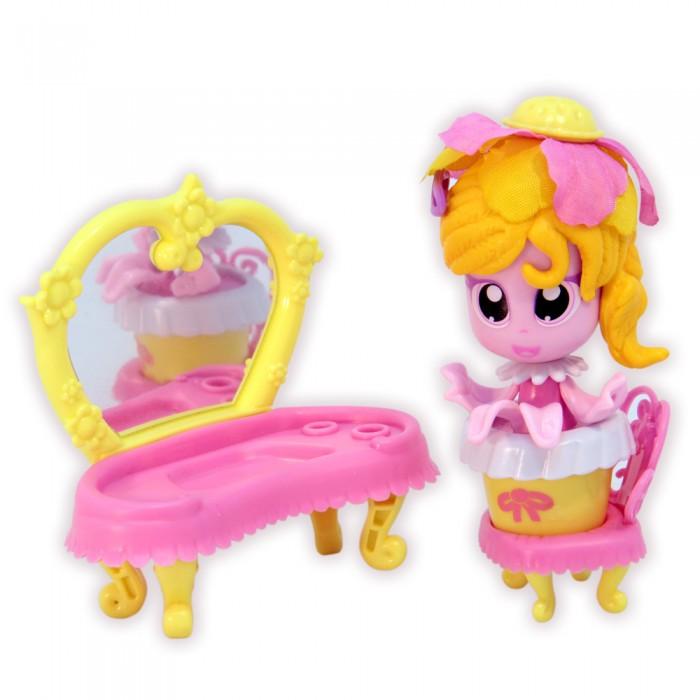 Куклы и одежда для кукол Daisy Набор кукла-цветочек 9 см с аксессуарами и мебелью куклы и одежда для кукол daisy кукла принцесса 47843