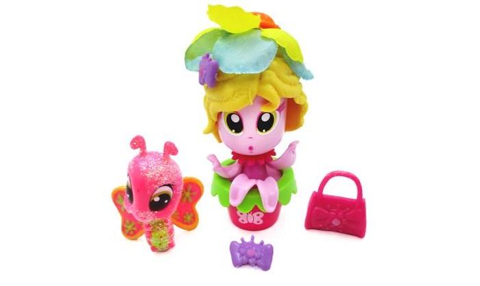 Куклы и одежда для кукол Daisy Набор кукла-цветочек 9 см с аксессуарами и питомцем часы casio collection stl s100h 1a black